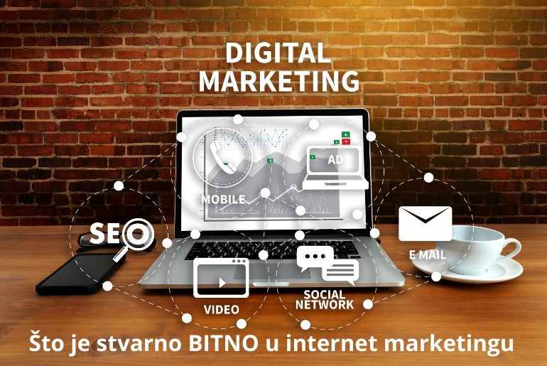 što je bitno u internet marketingu