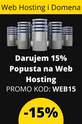 web hosting promo kod web 15